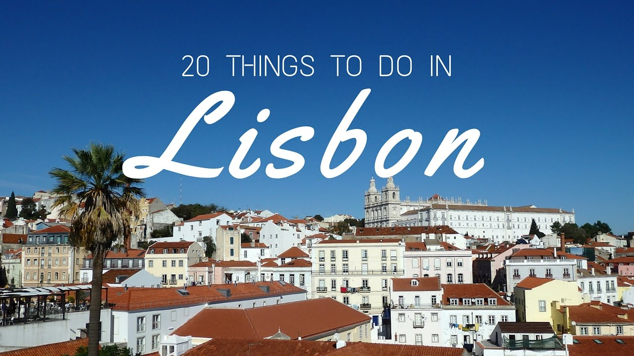 Sunny and Sophisticated : Lisbon, Portugal